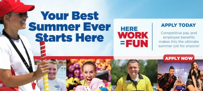 Dorney Park Hosts Final Pre-Season Job Fair