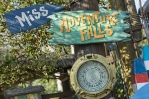 Miss Adventure Falls Opens At Disney's Typhoon Lagoon Water Park