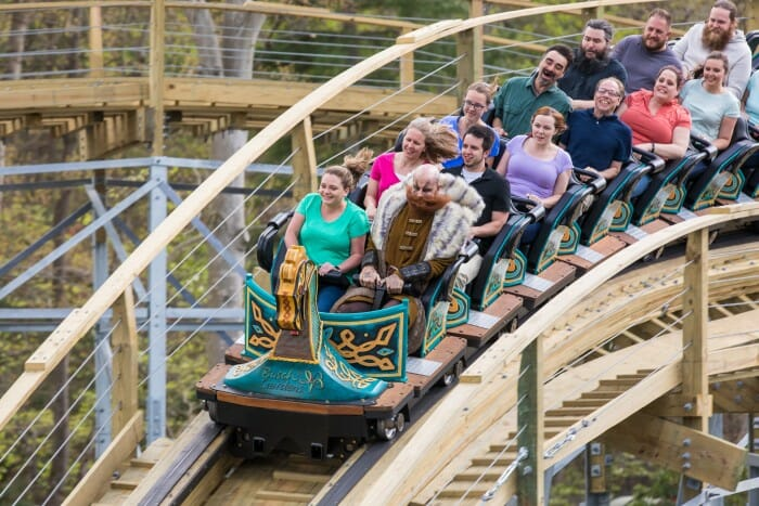 Busch Gardens VA Offers Washington DC Residents A Break!