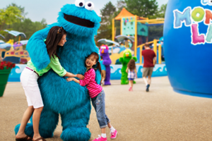 SeaWorld To Open New Sesame Place Theme Park