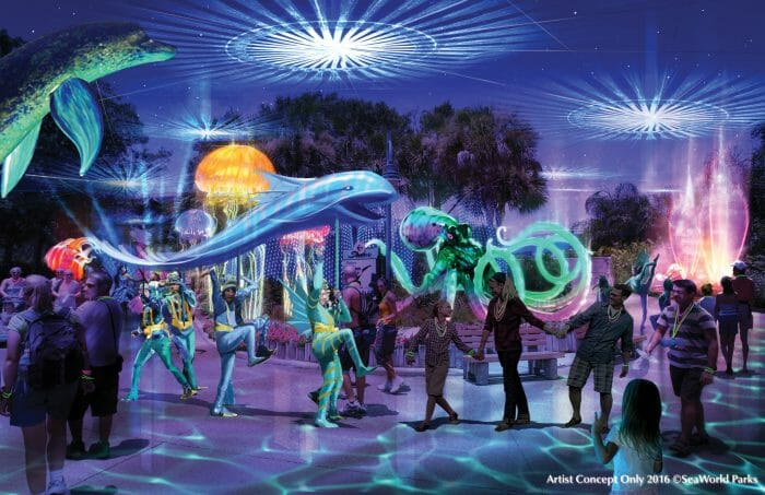 Electric Ocean Kicks off June 17 at SeaWorld San Diego