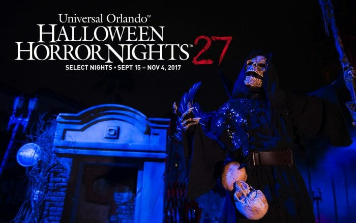 Tickets On Sale For Universal Orlando's 2017 Halloween Horror Nights