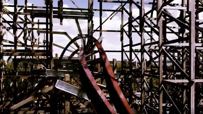 They're Rollin' In Like Thunder – Cedar Point Releases Third Mean Streak Teaser