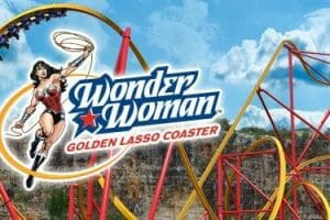 Six Flags Fiesta Texas To Debut All New Roller Coaster With Single Rail Design!
