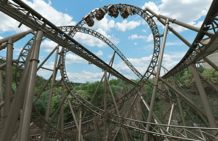 Silver Dollar City Announces New Record Breaking Roller Coaster For 2018