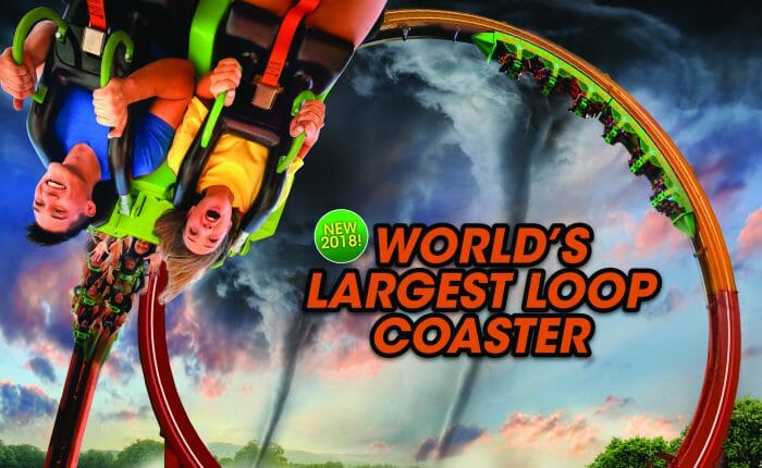New Record Breaking Roller Coaster to Debut at Six Flags Great America