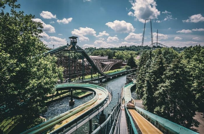 Kennywood's Log Jammer Ride Permanently Closing