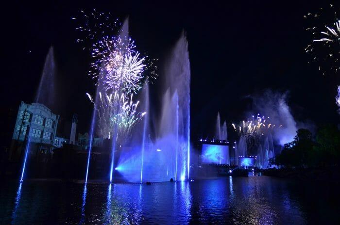 Nighttime Lagoon Show Coming To Universal Orlando