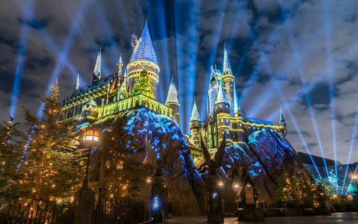 Christmas In The Wizarding World Of Harry Potter – Universal Orlando