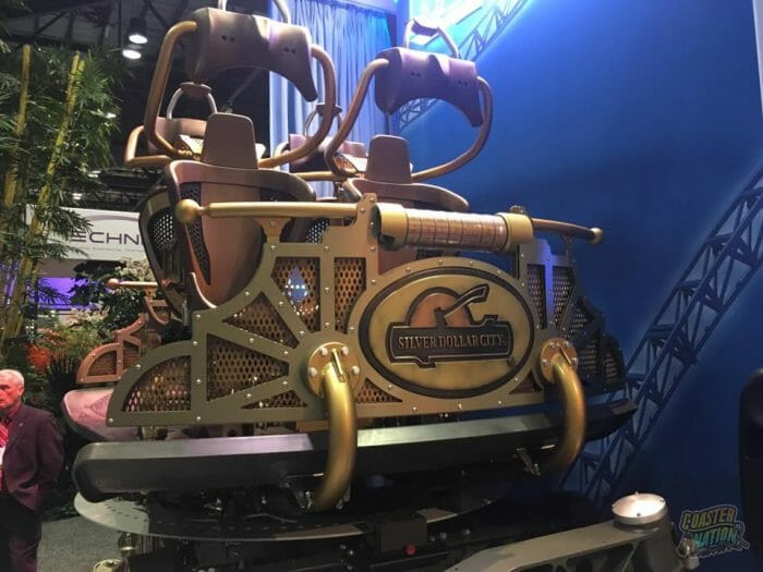 Opening Date Revealed For New Time Traveler Roller Coaster At Silver Dollar City