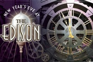 The Edison At Disney Springs Hosting New Year's Eve Grand Opening Event