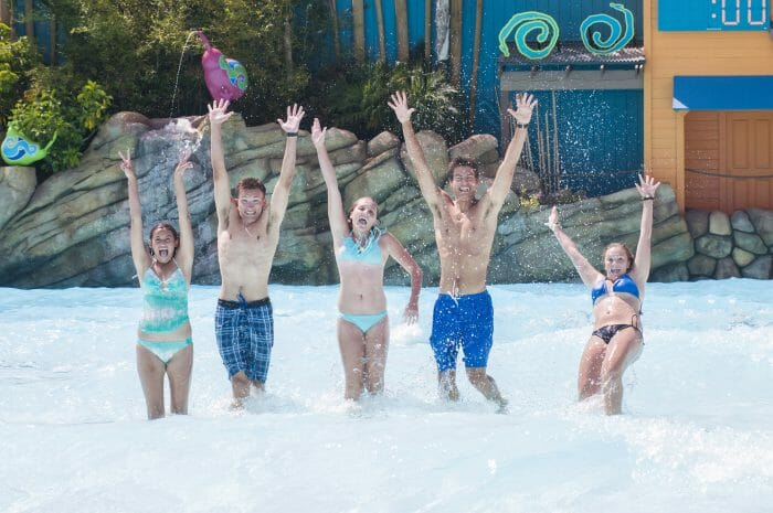 Fun Powered By The Sun At Aquatica San Diego