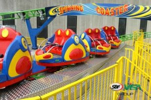 New Spinning Coaster To Debut at Island In Pigeon Forge