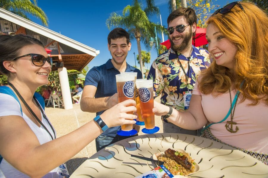 Latin Beats And Eats Heading To SeaWorld's Seven Seas Food Festival