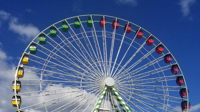 Skywheel Rolls into Cincinnati's Coney Island for Limited Time