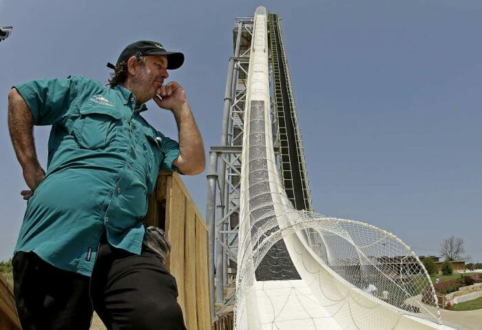 Schlitterbahn Co-Owner Jeff Henry Charged With Second-Degree Murder In Verruckt Waterslide Accident