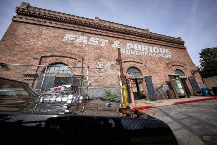 Universal Orlando Debuts Fast & Furious Supercharged