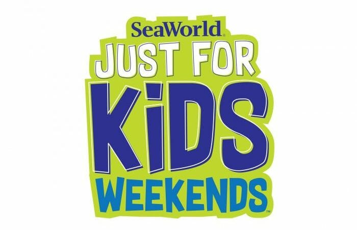 SeaWorld Orlando Introduces Just For Kids Weekends Event