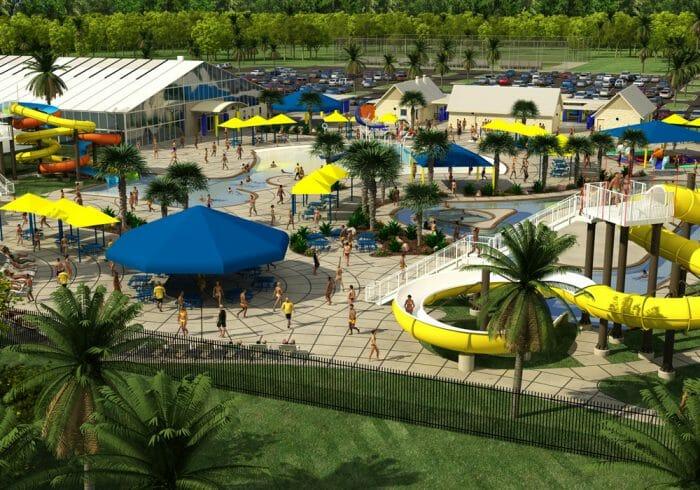 La Joya Independent School District Opens First School-Owned Waterpark