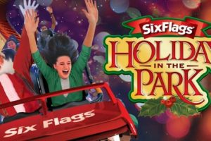 Holiday In The Park Coming To Six Flags Great America In 2018