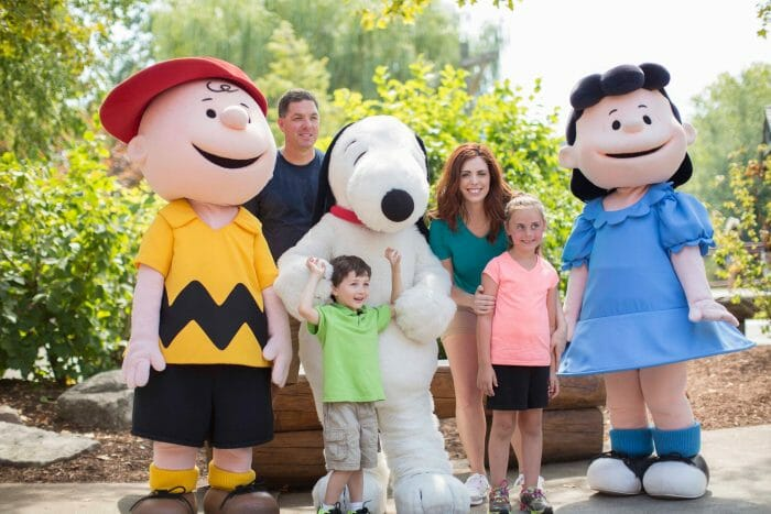 Kings Island To Introduce New PEANUTS CELEBRATION as part of 2018 season
