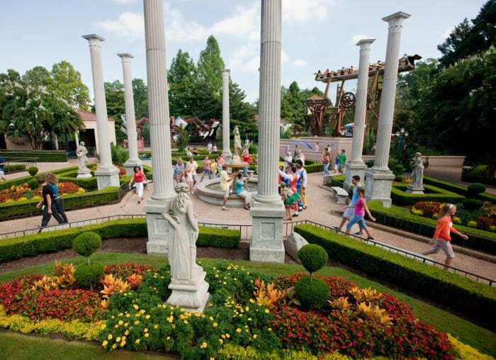 Busch Gardens Williamsburg Named World's Most Beautiful Theme Park For 28th Consecutive Year