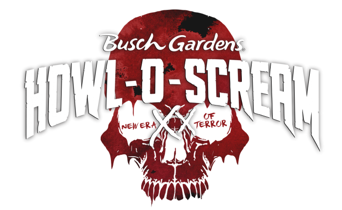 Busch Gardens Williamsburg Hyping 20th Anniversary of Howl-O-Scream