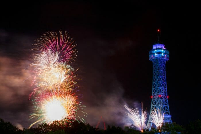 Kick Off Summer At Kings Dominion During The Memorial Weekend Salute