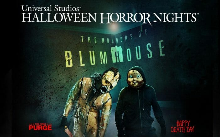 """The Horrors of Blumhouse"" Returns to Universal Studios' Halloween Horror Nights"