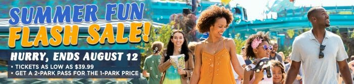 Summer Savings At SeaWorld San Diego And Aquatica