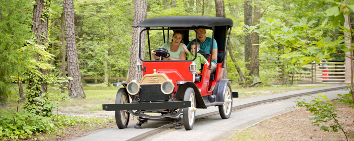 Kings Island Announces Return of Antique Cars