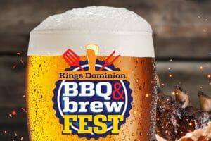 Kings Dominion's BBQ & Brew Fest Is Back!