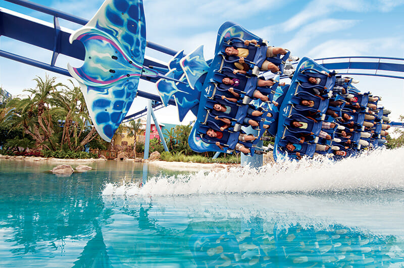 SeaWorld Entertainment's Florida Parks Set to Reopen June 11