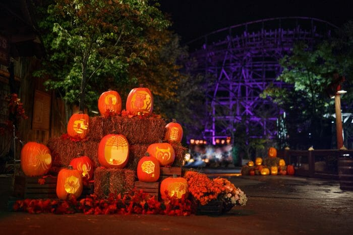 Great Pumpkin LuminNights Grows At Dollywood