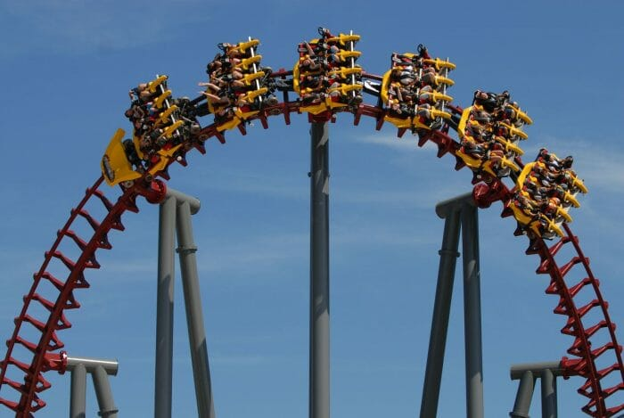 Kings Island's Firehawk To Close At End Of Haunt