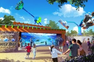 SeaWorld and Aquatica San Antonio Debut Exhilarating New Attractions For 2019