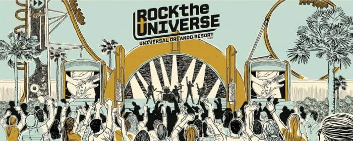 New Details For Universal Orlando's Rock The Universe