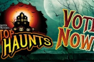 Top Haunted House 2018 – Vote Now!