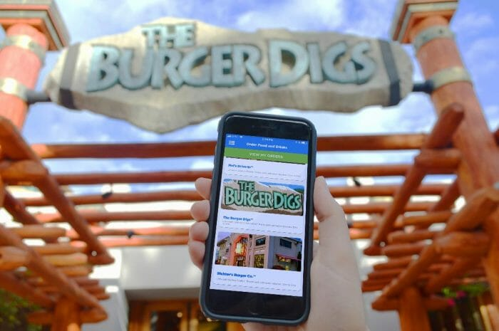 Universal Orlando Resort Launches Mobile Express Pick Up