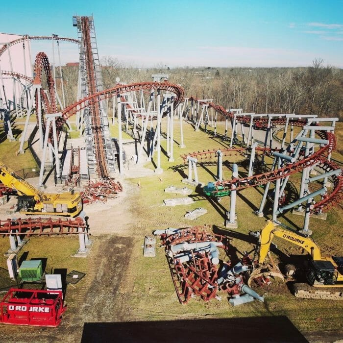 Kings Island Firehawk To Fly No Longer: Iconic Ride Being Scrapped
