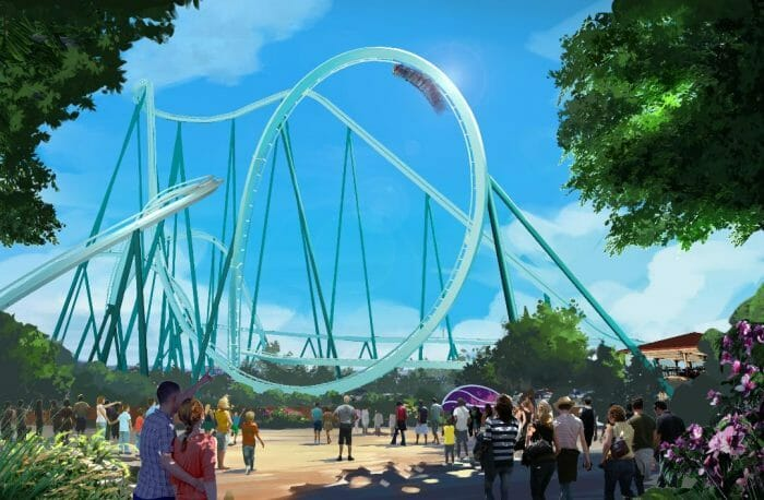 New Mako Dive Coaster Coming To SeaWorld San Diego
