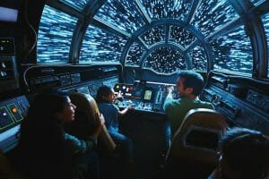 Secret 'Chewbacca Mode' Found in Millennium Falcon – Smugglers Run