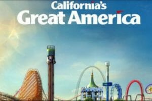 California's Great America Re-Theming Iconic Ride