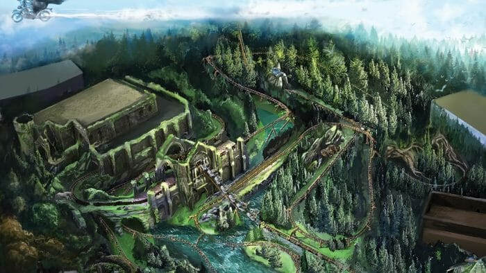 Universal Orlando Resort Reveals New Details For Hagrid's Magical Creatures Motorbike Adventure
