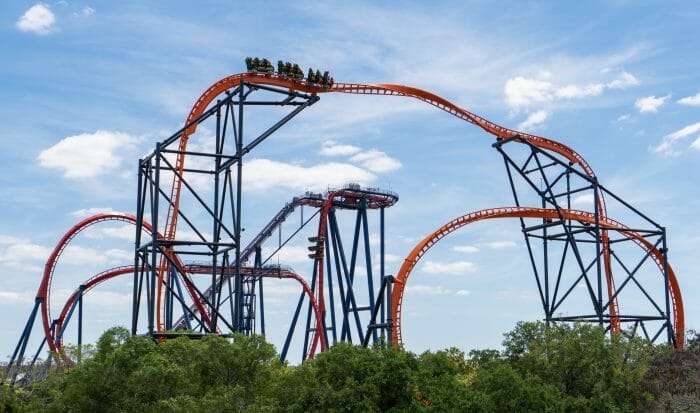 Preview: Busch Gardens Opens Tigris – Florida's Tallest Launch Roller Coaster