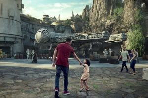 How To Make a Reservation to Visit Star Wars: Galaxy's Edge at Disneyland