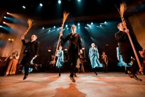 Busch Gardens Williamsburg's Celtic Fyre Show Takes Top Honors