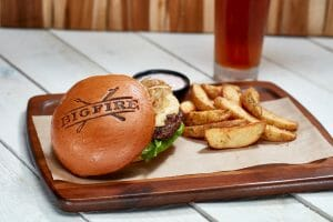 BIGFIRE Fireside Dining Restaurant NOW OPEN At Universal Orlando Citywalk