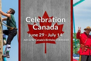 Canada's Wonderland Is Celebrating With Shows, Food, And More For Canada Day 2019
