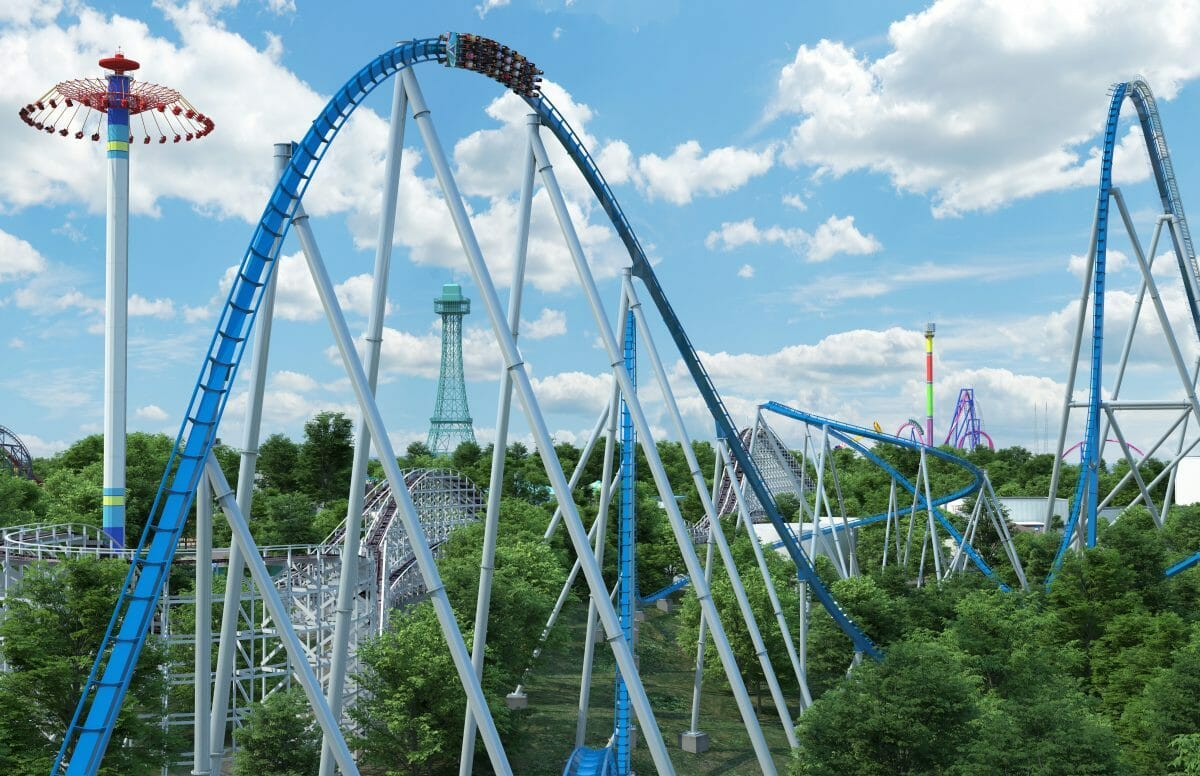 New Orion Giga Coaster Coming to Kings Island In 2020